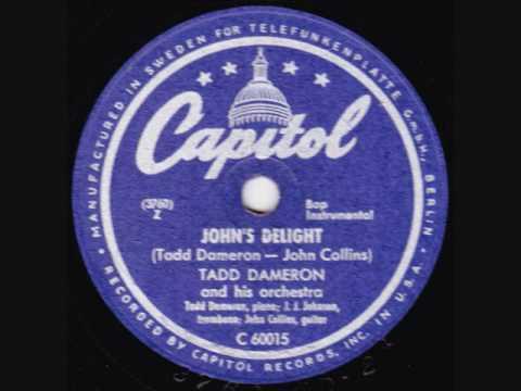 Tadd Dameron & His Orchestra - John's Delight - 1949