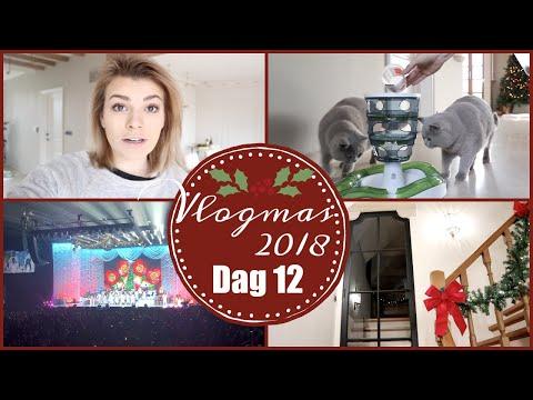Vooruitgang in huis & Mariah Carey Christmas!🎄VLOGMAS #12 - 2018 | Lifestyle Spot