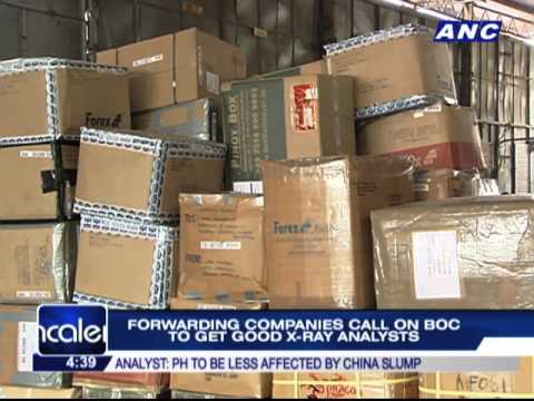 Wanted: K9 units, X-rays for cargo companies