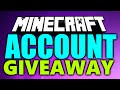 MINECRAFT ACCOUNT GIVEAWAY!!! 2016 [OPEN] (How to get a FREE Minecraft PREMIUM ACCOUNT)