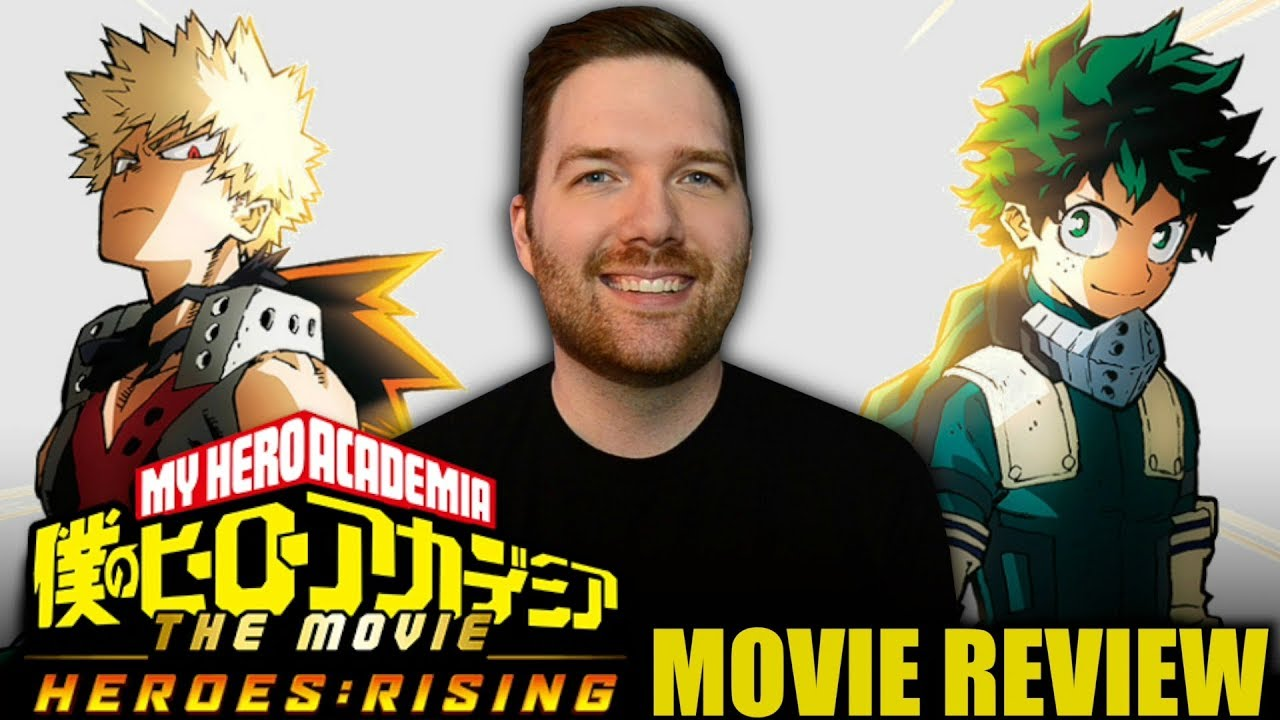 Download My Hero Academia: Heroes Rising - Movie Review