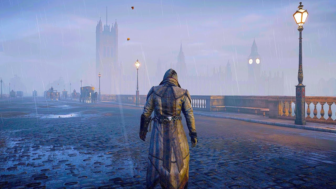Assassin's Creed: Syndicate - Open Free Roam Gameplay (HD) [1080p]