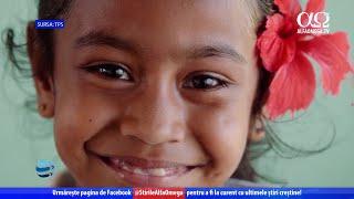 Operațiunea Christmas Child duce Evanghelia în 1.000 de insule din Pacific | Știre Alfa Omega TV