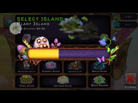 My Singing Monsters - can sell monsters