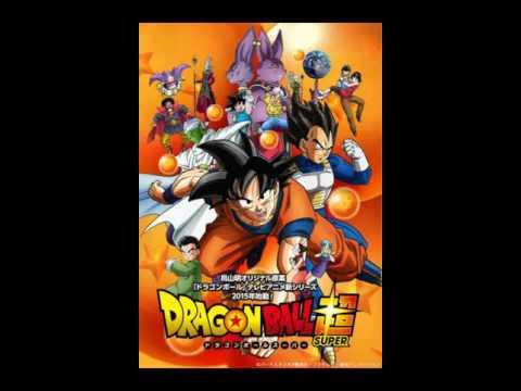 Dragon Ball Super Preview B Theme