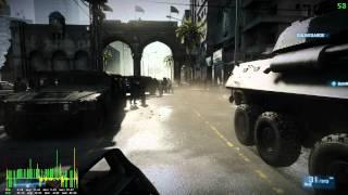 Battlefield 3- Micro-saccades souris (Résolu) | Cpt_floax