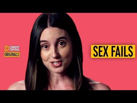 Foreign Bathroom Blow Job - Sex Fails (feat. Mary Beth Barone)