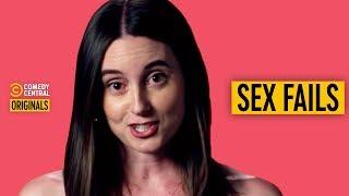 Foreign Bathroom Blow Job - Sex Fails (feat. Mary Beth Barone)