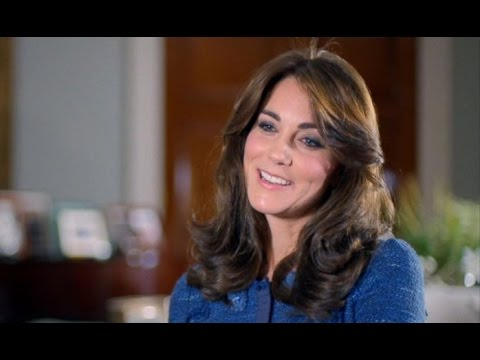 Duchess Kate Middleton Honors the Queen in First Solo Interview