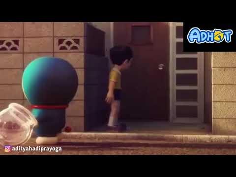 51 Gambar Animasi Doraemon Sedih Terlihat Keren