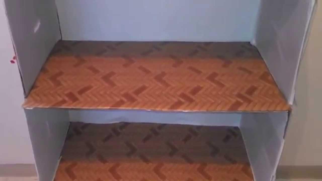 Como hacer una casa para mu ecas parte 1 youtube - Como hacer unas fundas para el sofa ...