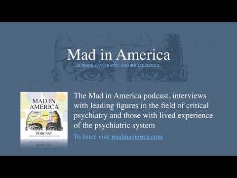 Episode 38 Jeffrey Michael Friedman: Trauma and Forced Psychiatric Treatment