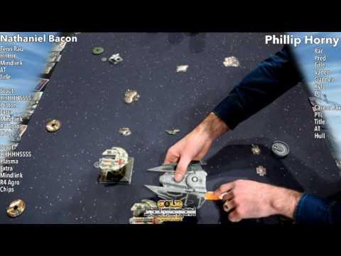 Nathaniel Bacon vs Phillip Horny Hoth Open 2017 Swiss Round 7 Day1B