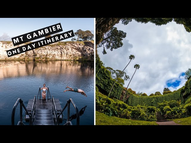 24 HOURS IN MT GAMBIER | What to Expect and Top Sights