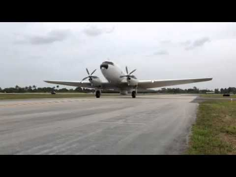 C47TP LANTANA AIRPORT