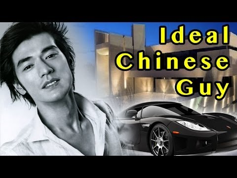 What is the Ideal Chinese Guy Like?