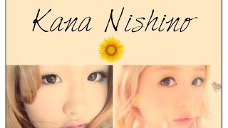 [MAKEUP]西野カナ風メイク♡KANA NISHINO INSPIRED MAKEUP