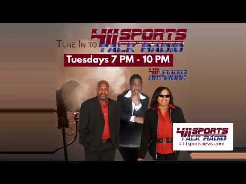 411 Sports Talk Radio LIVE 5 8 2018