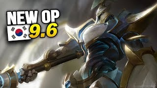 9 New OP Builds and Champs in Korea Patch 9.6 SEASON 9 (League of Legends)