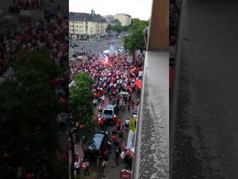 Der 1. FC Köln ist zurück in Europa! Alaaf!