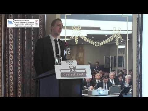 2016 7th Annual Greek Shipping Forum - IHS Reviews Contrasting 2016 Markets Dry Bulk & Dirty Tanker