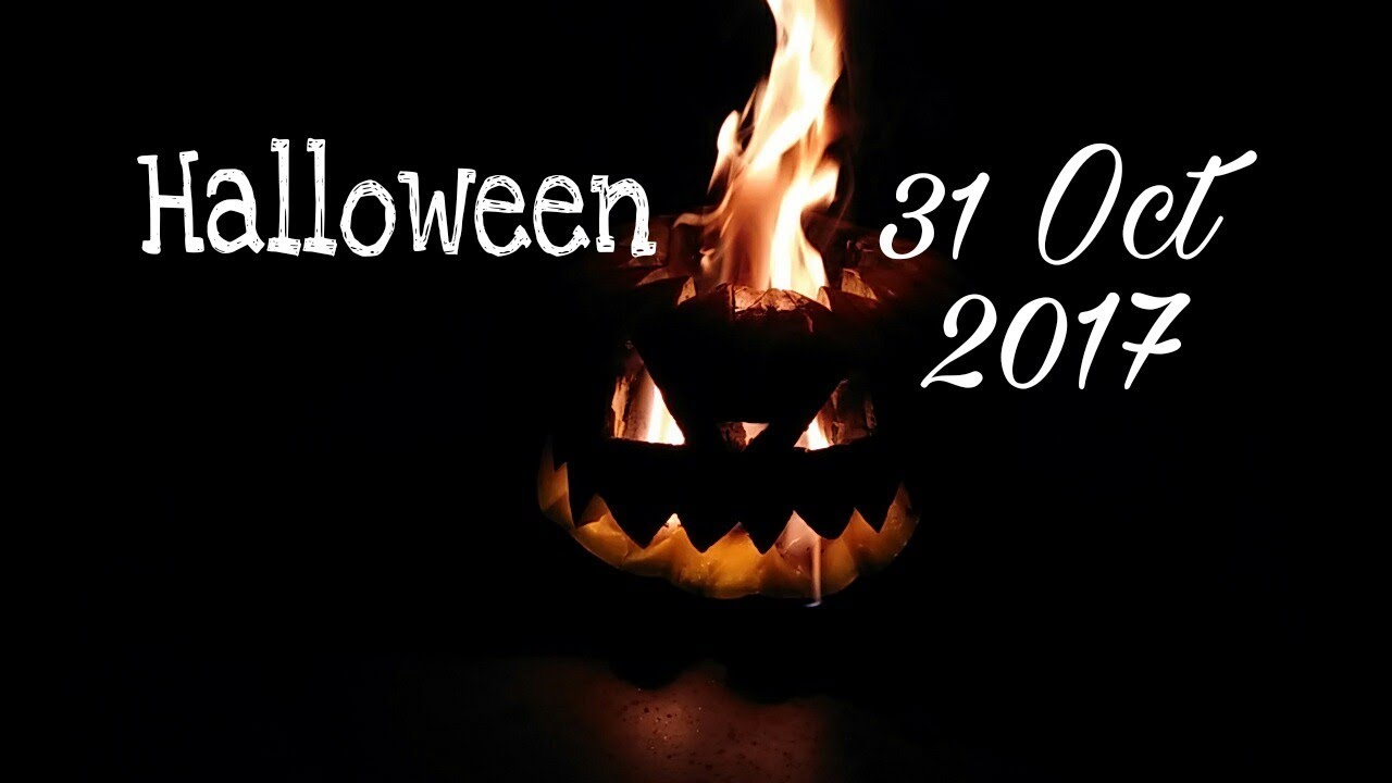 Happy Halloween day How to make - YouTube