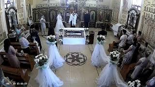 Парафія церкви Святого Миколая м.Перемишляни Live Stream