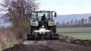 Wegepflegesystem für Forst- und Schotterstraßen