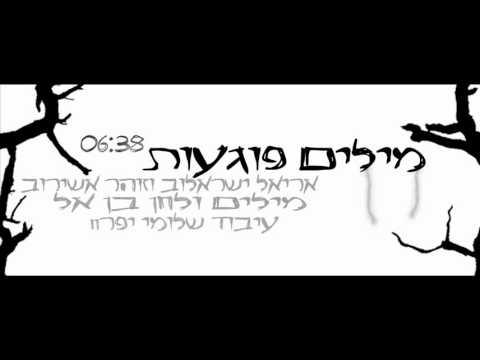 אריאל ישראלוב זוהר אשירוב - מילים פוגעות 2010 אודיו ♫