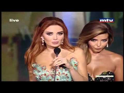 Cyrine Abdel Nour - Murex D'or 2013 / سيرين عبد النور - الموريكس دور 2013