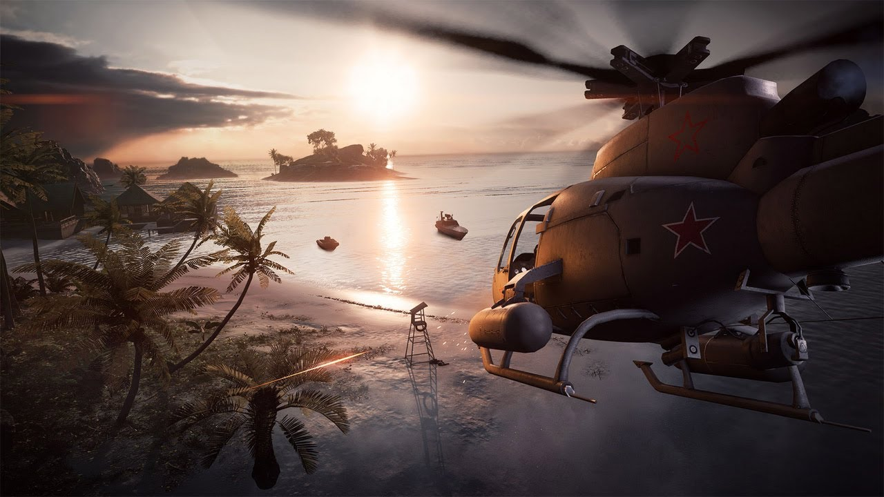 Naval Strike Maps 4 New Naval Strike DLC Maps for Battlefield 4   YouTube