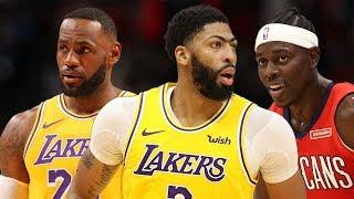 Los Angeles Lakers vs New Orleans Pelicans Full Game Highlights | Nov 27, 2019-20 NBA Season
