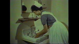 Aseptic Technique: Handwashing  (Communicable Disease Center)