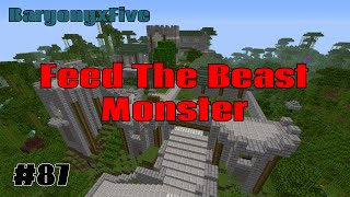 Minecraft FTB Monster Let