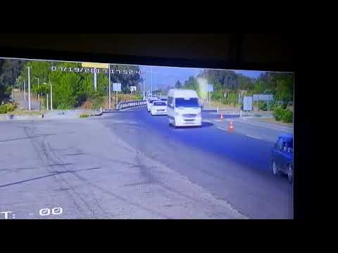 Alemdar Efe Honda CBR 600RR kaza