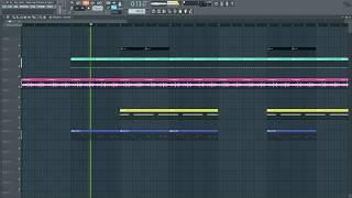 Tory Lanez - Broke Leg ft Quavo & Tyga (instrumental) + FLP