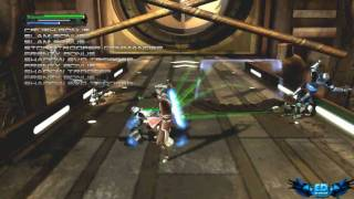 Star Wars Force Unleashed Ultimate Sith PC Gameplay 1920X1080 Maxed Out Settings Win 7 HD