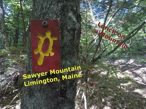 Sawyer Mountain | Limerick Maine | Solo Day Hike