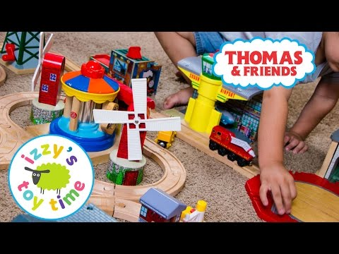 Thomas and Friends   Thomas Train Wooden Railway Surprise Grab Bag   Toy Trains for Kids with Brio
