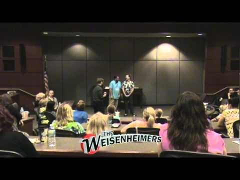 Corporate Comedy with the Weisenheimers: ConAgra Consumer Affairs Year End Celebration