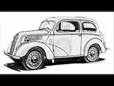 Ford 1932 1951 models
