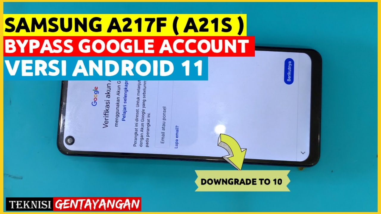 FRP SAMSUNG SM-A217F (A21S) ANDROID 11 BINARY 5 || HOW TO FLASH  STOCK FIRMWARE SAMSUNG A217F
