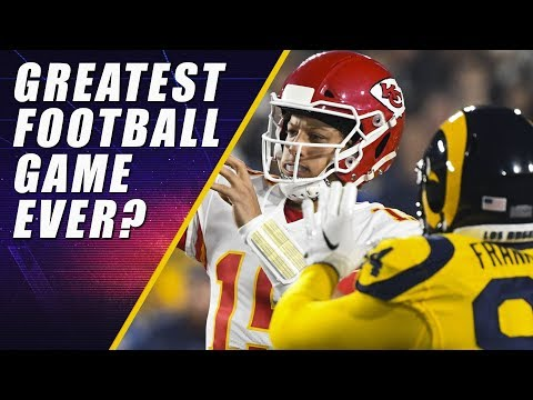 Chiefs vs Rams: The Greatest Game Ever Played