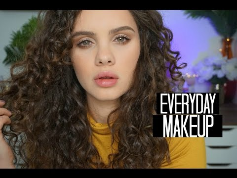 Everyday Makeup Routine | Perfect for Work & School