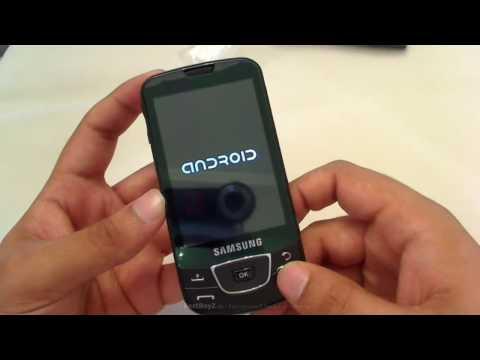 (HD) Samsung GT-I7500 Galaxy Teil 1 | Videoblog von BestBoyZ.de