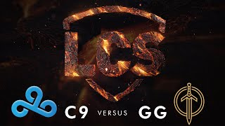C9 vs GG | Week 8 | Summer Split 2020 | Cloud9 vs. Golden Guardians