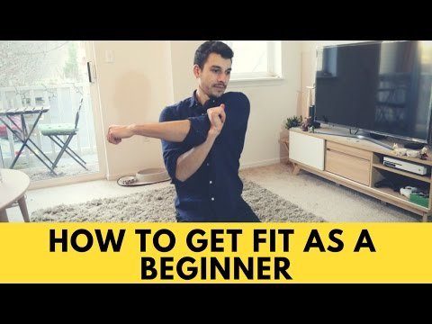 How to Get Fit as a Beginner