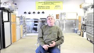 LP gas appliance techs have over looked unique LP refrigeration repair for decades. FRVTC