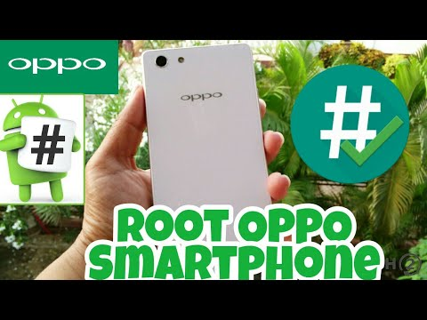 How to root Oppo A37f.