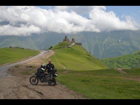 Motorrad Abenteuer Georgien